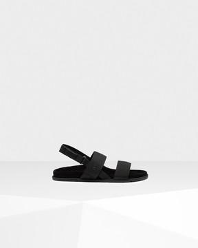 Hunter Men's Original Double Strap Sandal
