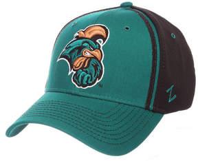 Zephyr Coastal Carolina Chanticleers Pattern Pipe Stretch Cap