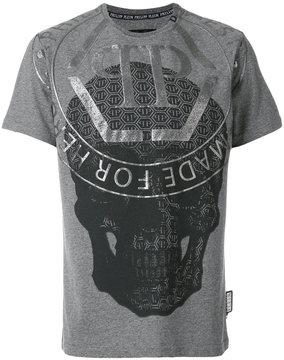 Philipp Plein Act round neck T-shirt