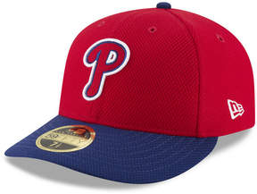 New Era Philadelphia Phillies Batting Practice Diamond Era Low Profile 59FIFTY Cap