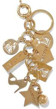 Lanvin Gold-Tone Keychain