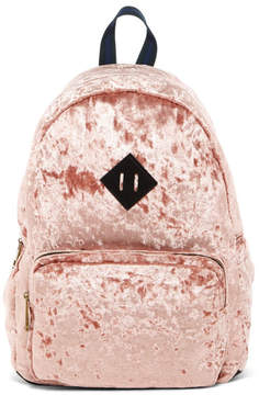 Madden Girl Shimmer Velvet Backpack