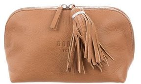 Golden Goose Deluxe Brand Grained Leather Pouch