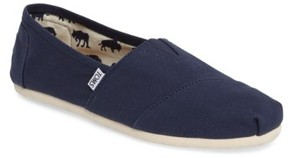 Toms Men's 'Classic' Canvas Slip-On