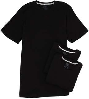 Jockey Cotton Slim Fit Crew Neck T-Shirt 3-Pack Men's T Shirt