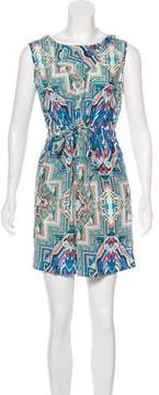 Alberto Makali Printed Shift Dress
