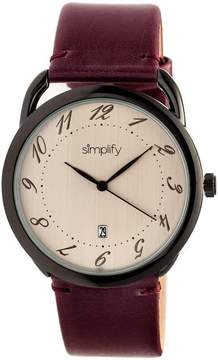 Simplify 4904 The 4900 Watch