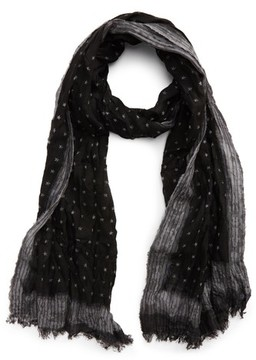 John Varvatos Men's Star Wool Scarf