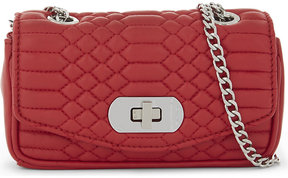 Zadig & Voltaire Skinny Love quilted clutch bag