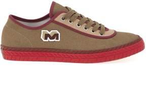 Marni Canvas Sneaker
