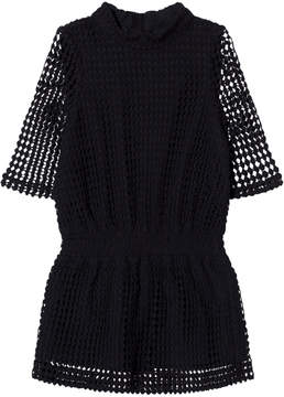 Little Remix Black Amelie Dress