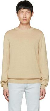 A.P.C. Beige Norman Sweater