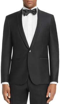 HUGO Arins Shawl Slim Fit Tuxedo Jacket