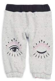 Kenzo Baby's Reversible Eye Printed Sweatpants