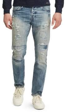 Polo Ralph Lauren Sullivan Slim Five-Pocket Jeans
