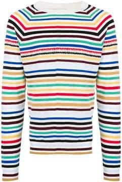 Ballantyne striped sweater