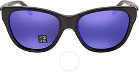 Oakley Violet Iridium Round Sunglasses OO9357 935702