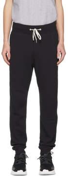 Rag & Bone Black Standard Issue Lounge Pants