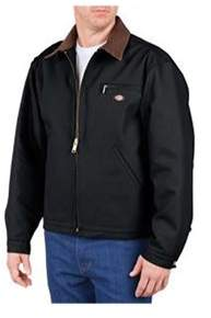 Dickies Men's Blanket Lined Duck Jacket Tall.