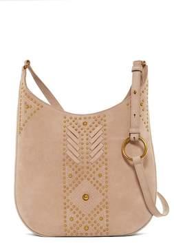 Frye Addie Studded Leather Crossbody Bag