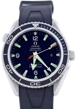 Omega Planet Ocean Casino Royal 29075091 Stainless Steel & Rubber 45mm Men