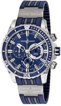 Ulysse Nardin Marine Diver Chronograph Automatic Men's Watch