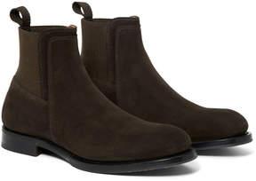 Aquatalia Varick Waterproof Suede Boot