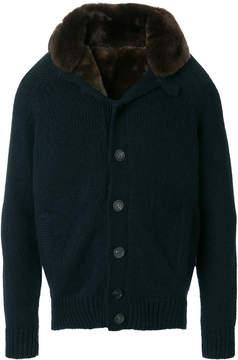 Ermenegildo Zegna buttoned cardigan jacket
