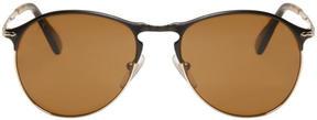 Persol Black Sartoria Sunglasses