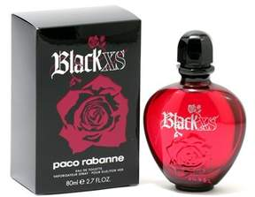 Paco Rabanne Paco Xs Black Ladies