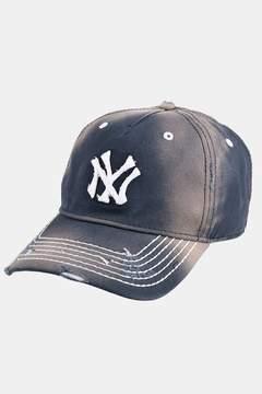 American Needle New York Yankees Distressed Cap