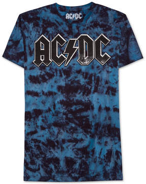 Hybrid Men's Ac-dc Tie-Dye T-Shirt