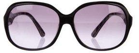 Emilio Pucci Gradient Butterfly Sunglasses