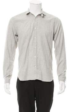 Oliver Spencer Woven Button-Up Shirt