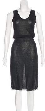 TSE Sleeveless Midi Dress