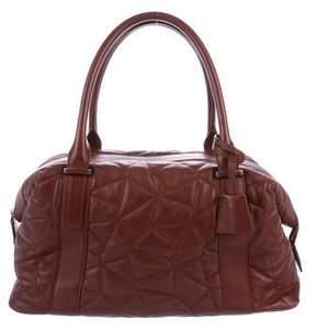 Akris Quilted Leather Shoulder Bag