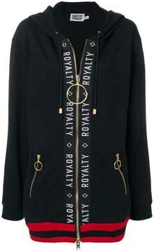 Fausto Puglisi Royalty zipped jacket