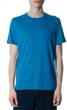 MICHAEL Michael Kors Coast Blue T-shirt With Logo