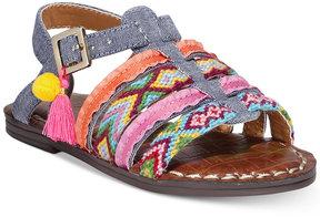 Sam Edelman Gigi Nancy-t Embellished Sandals, Toddler Girls (4.5-10.5)