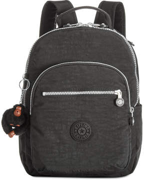 Kipling Seoul Small Backpack - BLACK - STYLE
