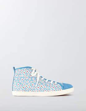 Boden Printed High Tops