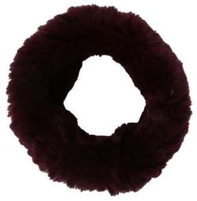 Tory Burch Knitted Fur Snood w/ Tags