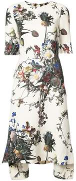 ADAM by Adam Lippes floral print dress
