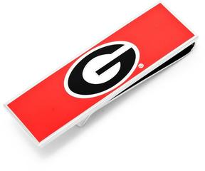 Ice University of Georgia Bulldogs Money Clip