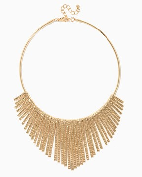 Charming charlie Spiked Collar Necklace