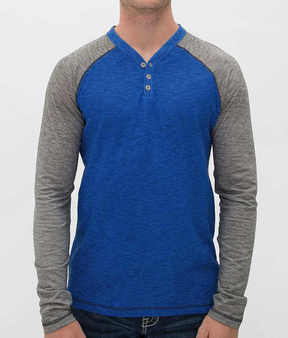 BKE Davis Thermal Henley