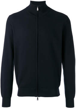 Brioni zipped sweatshirt
