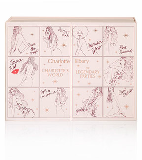 Charlotte Tilbury Limited Edition Charlotte's World of Legendary Parties