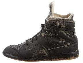 Maison Margiela Coated Replica Sneakers