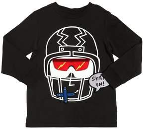 Stella McCartney Helmet Organic Cotton Jersey T-Shirt
